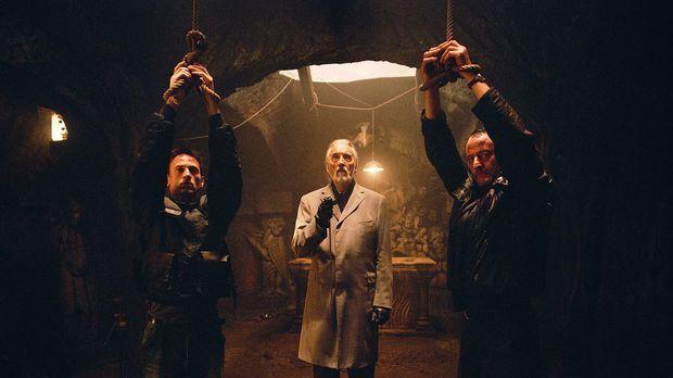 Erst spät erkennen Reda (Benoit Magimel, l.) und Kommissar Niemans (Jean Reno...
