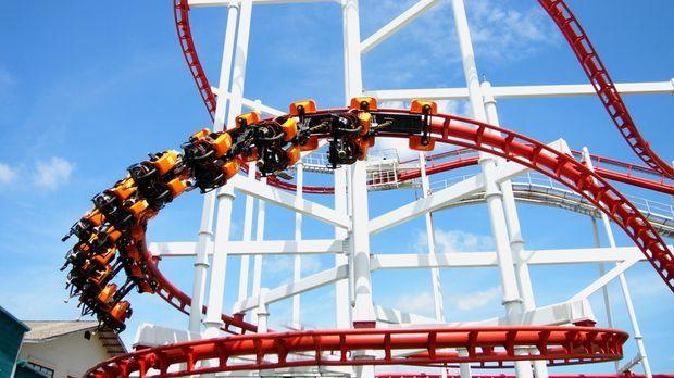 Jeder fünfte Deutsche besucht mindestens einmal im Jahr einen Freizeitpark. D...