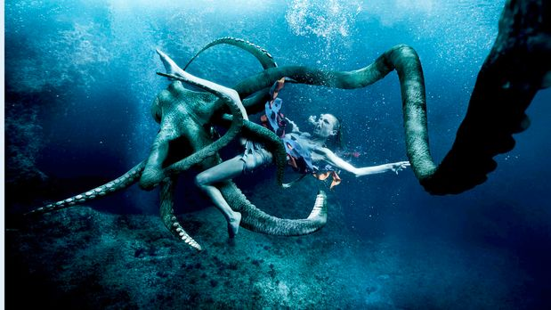Million Dollar Shootingstar - MDM-Kroatien-Octopus-Sandy-01-SAT1-Oliver-Gast...