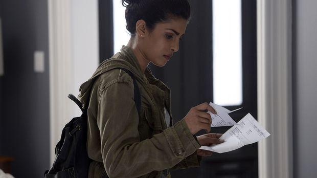 Ist weiter auf der Flucht: Alex (Priyanka Chopra) ... © 2015 ABC Studios