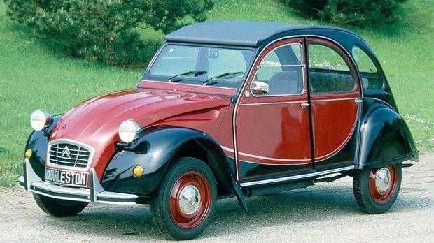 Oldtimer mit besonderem Kult-Faktor: Citroën 2CV Ente