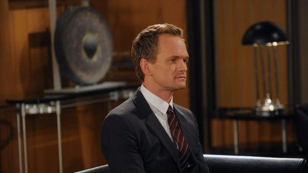 Weil Marshall einen Streit mit Lily so lange wie möglich herauszögern will, s...