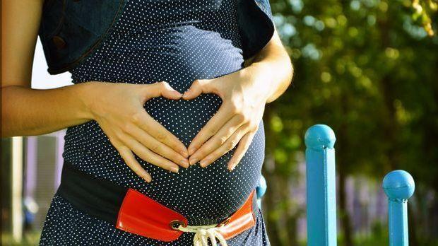In der Schwangerschaft ist das Wohlbefinden von Mutter und Kind das Wichtigst...