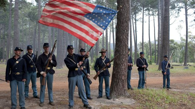 Norden gegen Süden. Bruder gegen Bruder. Amerikas Bürgerkrieg ist der blutigs...