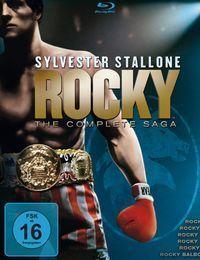Rocky- Complete Saga