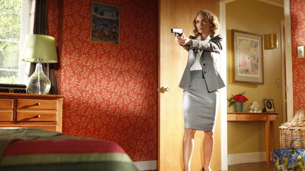 Was führt Special Agent Gail McHottis (Kelly Carlson) wirklich im Schilde? ©...