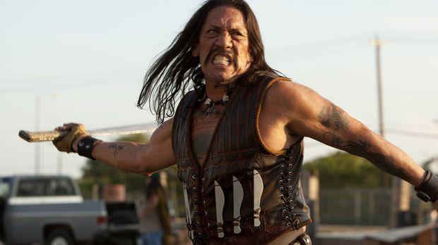 Genug ist genug! Machete (Danny Trejo) hat die Schnauze voll von all den korr...