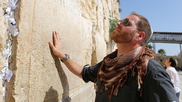 Archäologe Josh Gates begibt sich nach Jerusalem, um dort die verschwundenen...