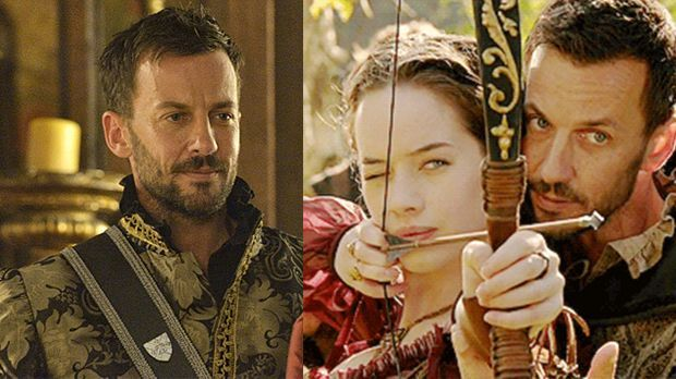 Craig Parker ist Lord Narcisse in Staffel 2