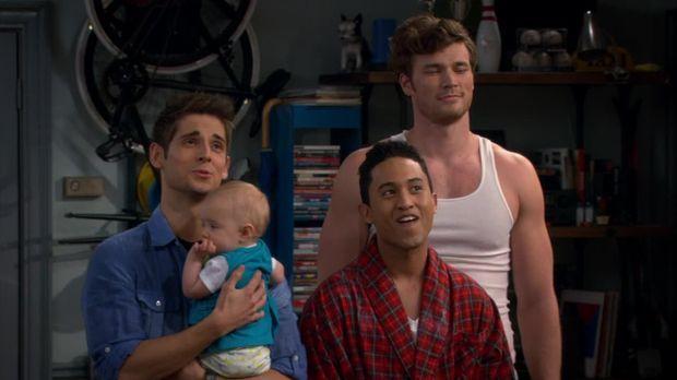 Baby Daddy - Baby Daddy - Staffel 1 Episode 2: Ich Hab's Doch Gleich Gesagt