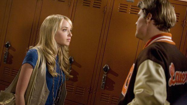 Das perfekte Pärchen?: Grace (Megan Park, l.) und Jack (Greg Finley, r.) © AB...