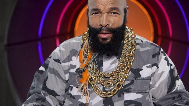 Kein Geringerer als Mr. T präsentiert in der Clip-Show die verrücktesten Vide...