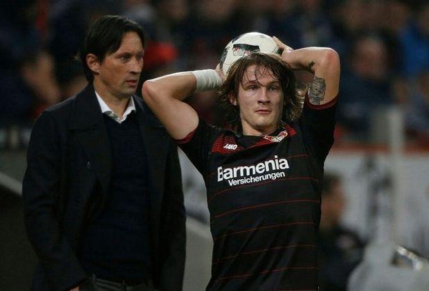 Schmidt setzt gegen Augsburg auf Tin Jedvaj