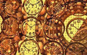Uhr-Antik