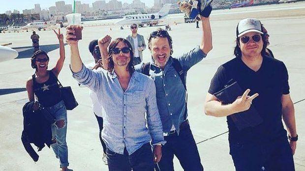 The Walking Dead Crew
