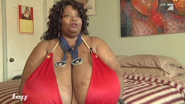 Wie die Erhöhungen der Brust machen