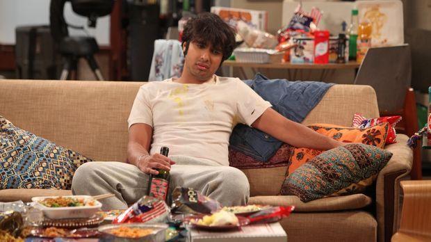 Nach einem missglücktem Date, will Raj (Kunal Nayyar), seine Wohnung nie wied...