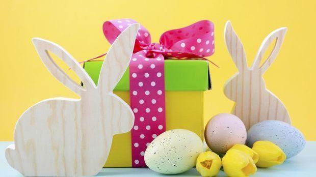 Nicht nur Weihnachten und zum Geburtstag – auch Ostern sind originelle Gesche...