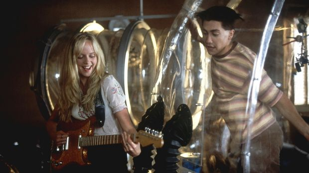 Immer wieder gelingt es Chloe (Marley Shelton, l.), Jimmy (Jake Gyllenhaal, r...