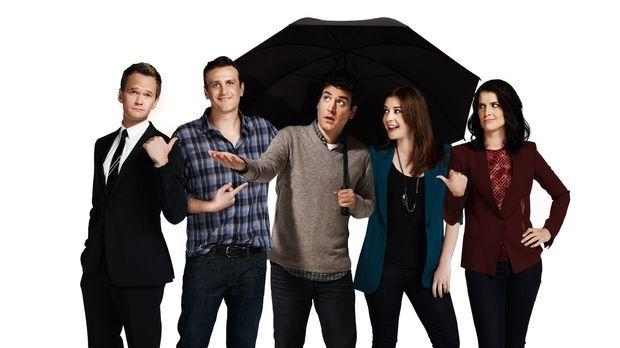 (9. Staffel) - Ein Blick zurück in die wilden Jahre von Ted (Josh Radnor, M.)...