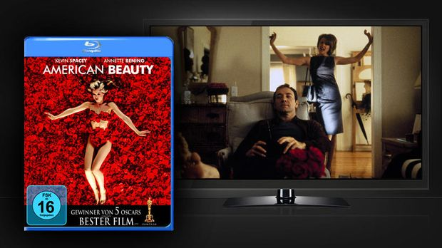 american-beauty-bd-Paramount 820 x 461 © Paramount Pictures