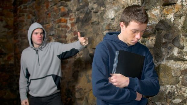 Tipps gegen Mobbing für Gemobbte Fotolia_30130979