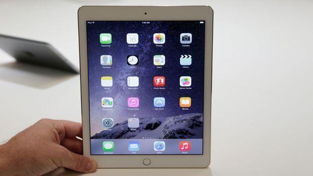 iPad schneller machen_dpa