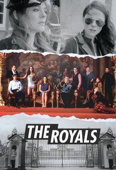 The Royals - (1. Staffel) - The Royals - eine etwas andere Königsfamilie ......