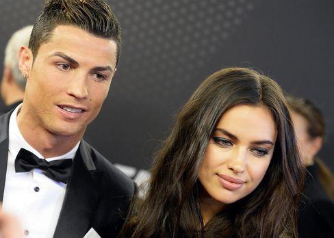 Irina-Shayk-Cristiano-Ronaldo-140113-dpa - Bildquelle: dpa