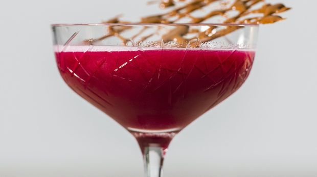 Cocktail Gemüse rot Rote Bete_dpa