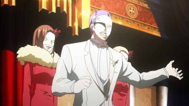 Gegen Shuu (M.) kann Tokua endlich ihre Macht als Federkrallenghoul auskosten...