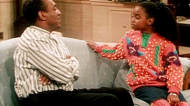 Rudy (Keshia Knight Pulliam, l.) ist sauer, dass sie in ihrem Alter nichts da...