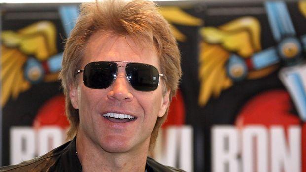 Jon Bon Jovi  © usage Germany only, Verwendung nur in Deutschland