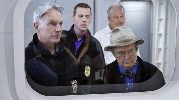 Müssen einen neuen Fall lösen - der es in sich hat: Gibbs (Mark Harmon, l.),...