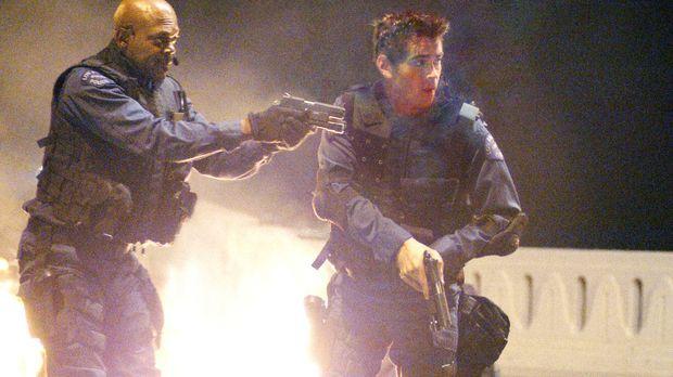 Sie sind die Besten der Besten! Das legendäre S.W.A.T.-Team der Polizei von L...