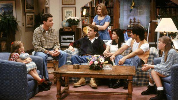 Ein wohlhabender Mann bietet den Tanners viel Geld für das Haus. Danny (Bob S...