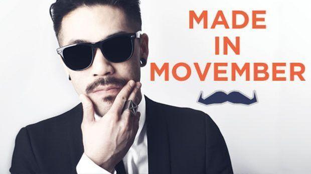 Movember - Die Regeln