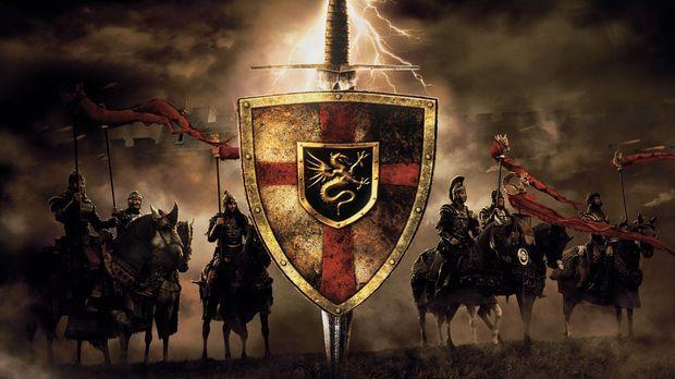 King Arthur - Artwork © TOUCHSTONE PICTURES & JERRY BRUCKHEIMER FILMS, INC. A...