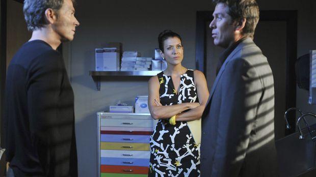 Addison (Kate Walsh, M.) kann bei der Behandlung von Daniels (Alexis Denisof,...