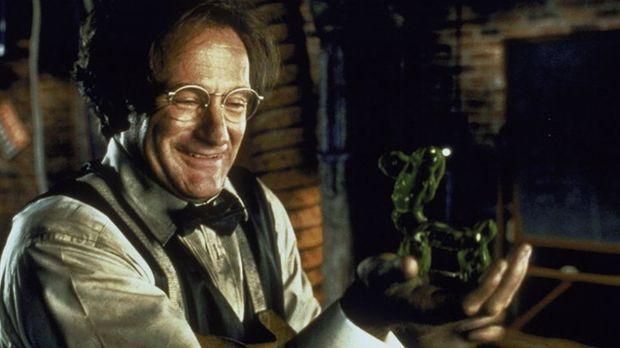 Der zerstreute Professor und leidenschaftliche Erfinder Professor Phillip Bra...
