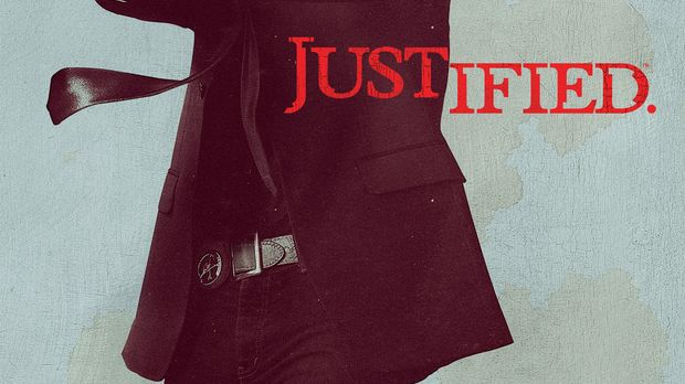 Justified - (1. Staffel) - Marshal Raylan Givens (Timothy Olyphant) ist ein G...