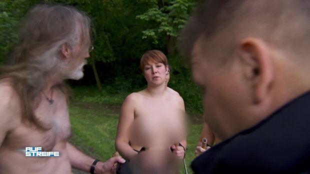 Vorschau: Nacktwalken im Grüngürtel