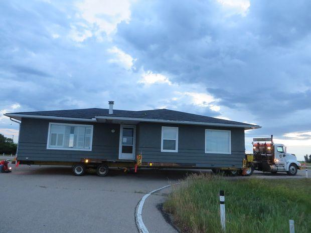 Die Haus-Transporter - Wenn das Traumhaus am falschen Ort steht, wird es von...