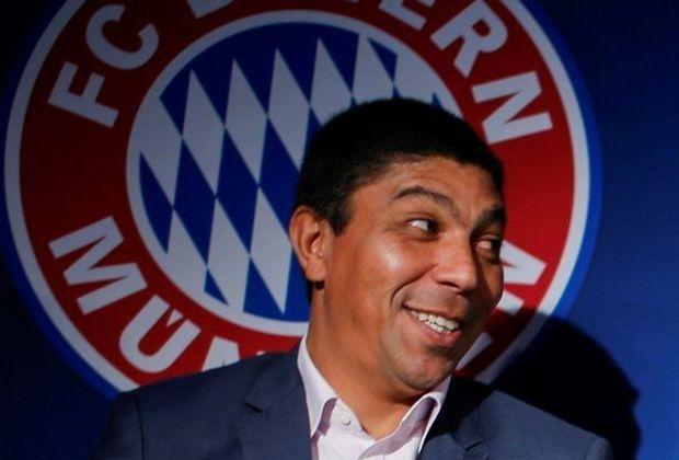 Giovane Elber ist neuer Markenbotschafter des FC Bayern