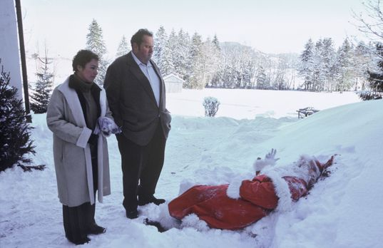 Weihnachtsmann Tot