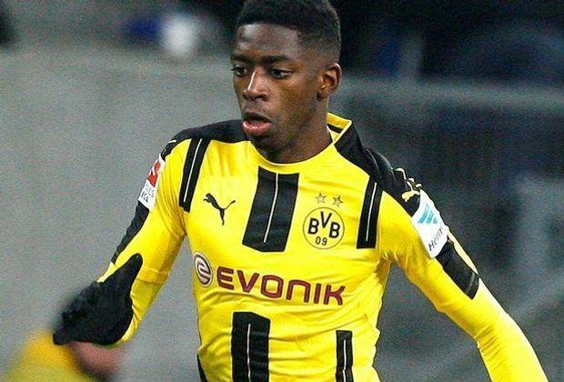 BVB hofft auf Rückkehr von Dembele zum Rückrundenstart