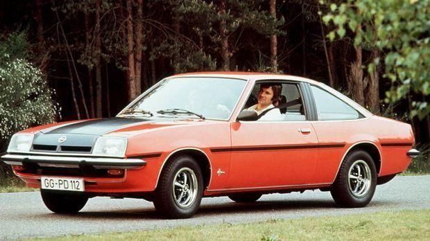 Klassiker mit besonderem Kult-Faktor: Opel Manta B