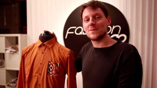 Fashion School - Tim mit Shirt