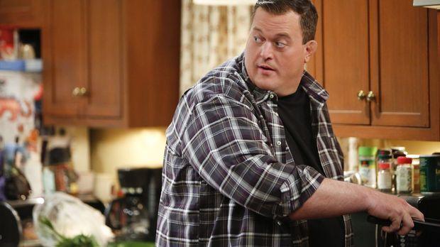 Was ist denn das für eine dumme Idee? Mike (Billy Gardell) bittet Molly instä...