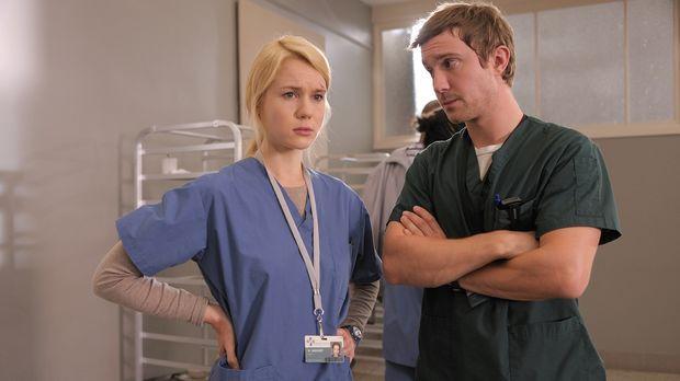 Müssen sich über ihre Beziehung zueinander klar werden: Nora (Kristen Hager,...